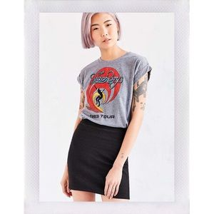 URBAN OUTFITTERS ribbed mini skirt (NWT)